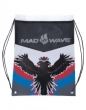 М1113 03 Мешок Mad Wave RUS DRY GYM BAG